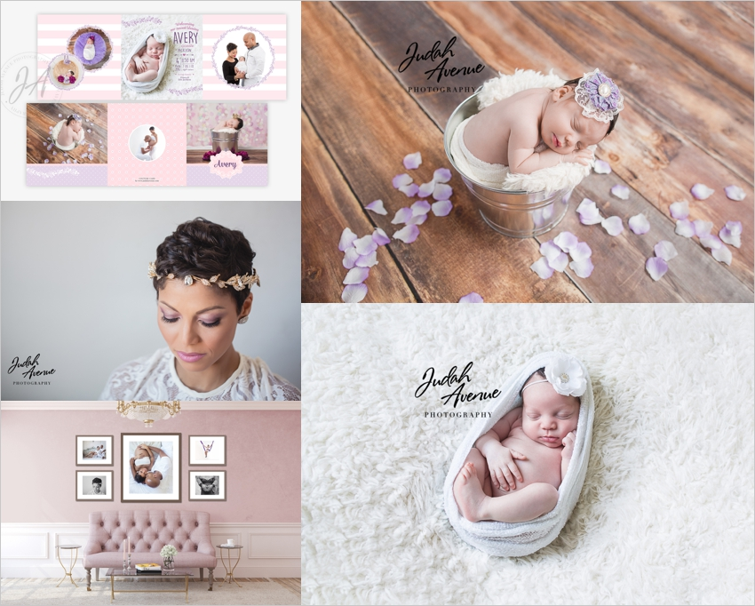 pink and lilac maternity to newborn photographer in Washington DC, Maryland, Virginia