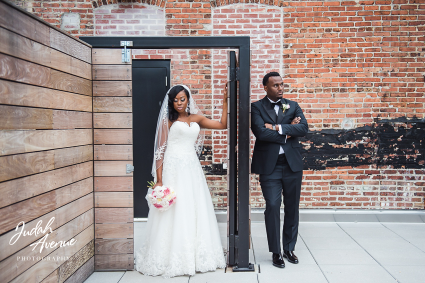 Dez And Melvin Wedding At The Accelerator E In Baltimore Md Photographer Maryland