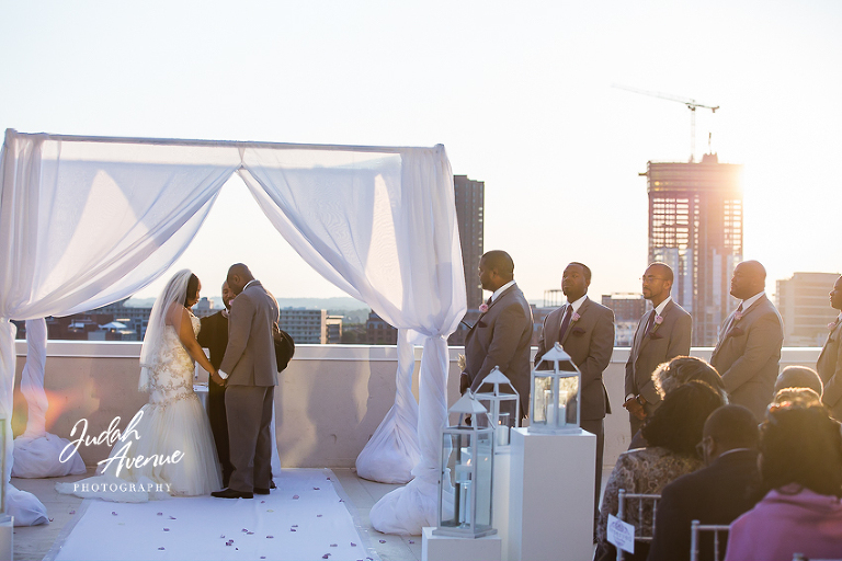 Diamond And Brians Wedding At Baltimore Marriott Waterfront Hotel