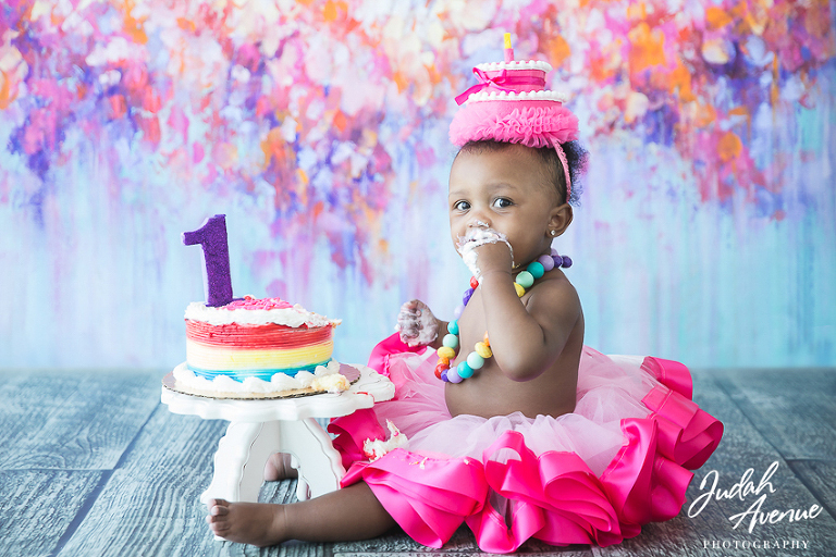 Cake Smash Photographer In Maryland Virginia Washington Dc Baby