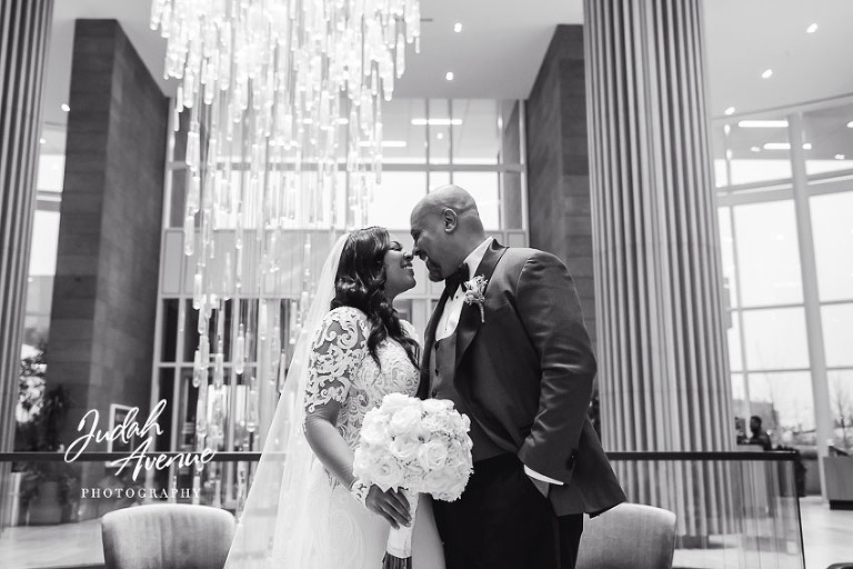 Ronita and Marquis's Wedding at MGM National Harbor in Oxon